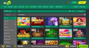 Betpark Slot Oyunları Sayfası